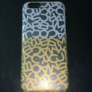 Marc Jacobs I phone 6 case